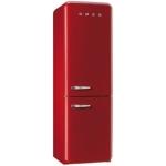 Smeg FAB32RRN1 koelkast/diepvriezer 60 cm.